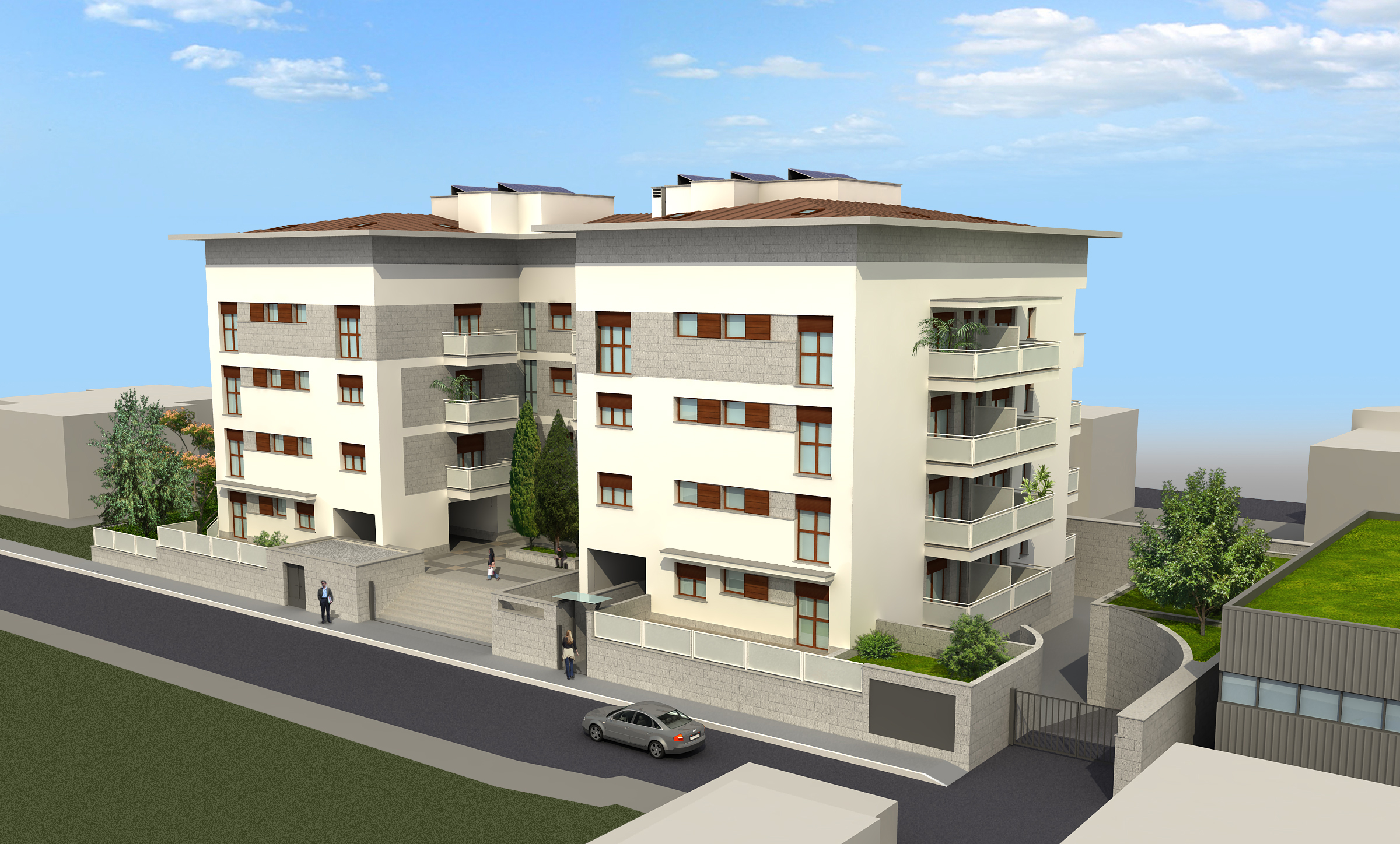 Appartamento in vendita paderno dugnano oroimmobiliare s for Immagini appartamenti moderni